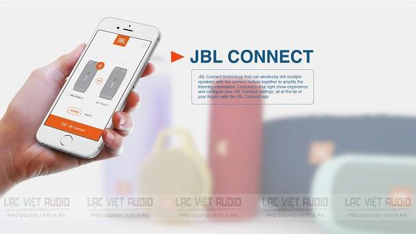 Cách kết nối 2 loa bluetooth JBL với nhau qua phần mềm JBL Connect