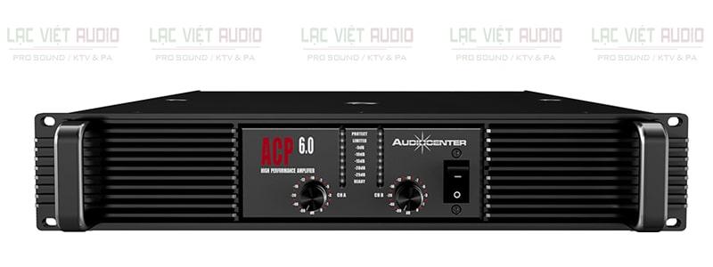 Cục đẩy công suất AudioCenter ACP6.0