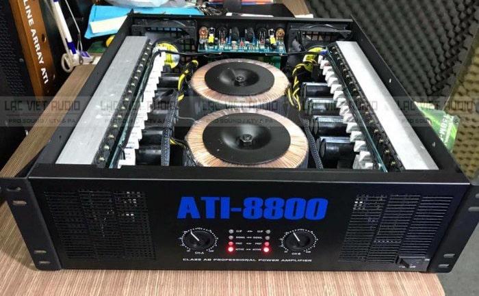Giới thiệu về cục đẩy công suất ATI-8800