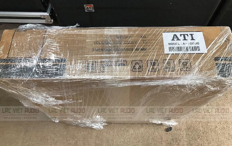 Vỏ hộp của cục đẩy ATI A-10000 nguyên kiện