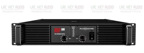 Cục đẩy Audiocenter MVP6000 hoạt động ổn định, mạnh mẽ
