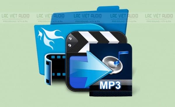 Định dạng MP3 có dung lượng khá nhỏ, chất lượng âm thanh ở mức tương đối