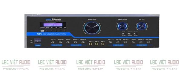 Cục đẩy liền vang King SA300 với thiết kế tiện dụng, thông minh cùng các tính năng ưu việt giúp đem lại chất lượng âm thanh tuyệt vời cho dàn âm thanh nhà bạn
