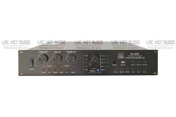 Amply liền vang King SA900 có khả năng xử lý âm thanh tuyệt vời