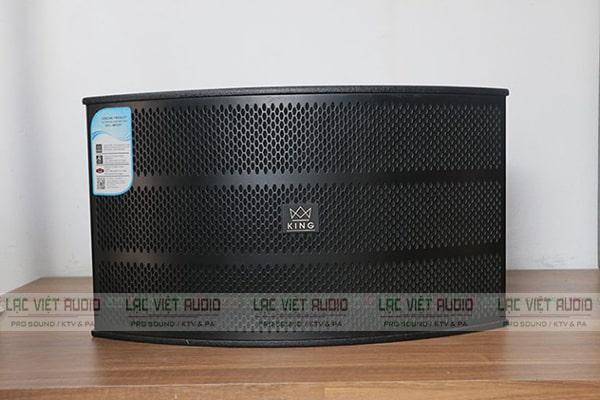 Loa King CS412 cho chất lượng âm thanh vô cùng tuyệt vời