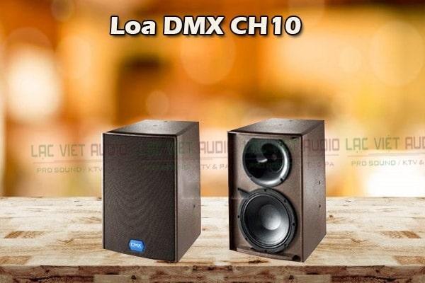 Giá loa DMX CH10: 18.000.000 đồng