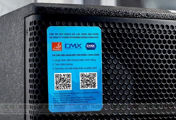 Loa DMX của nước nào sản xuất?
