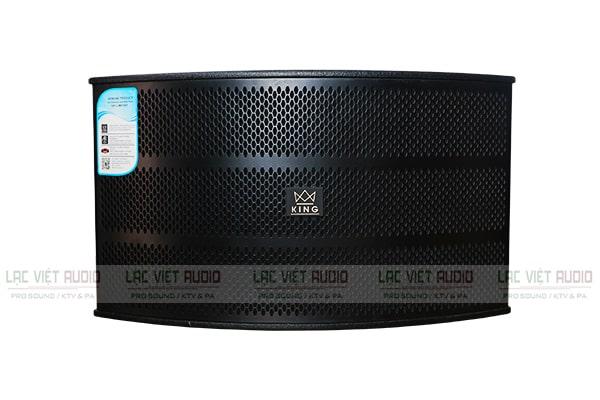 Loa King CS-410 cho chất lượng âm thanh tuyệt vời