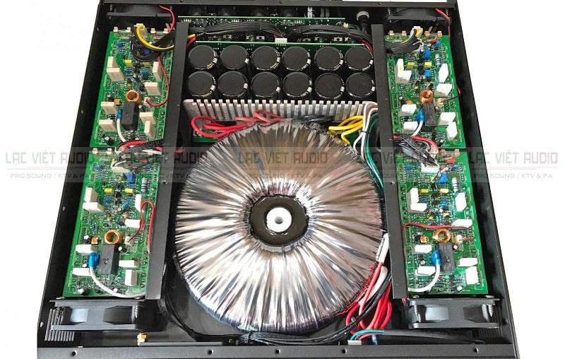 Bên trong ATI 1500 có hệ thống linh kiện chất lượng