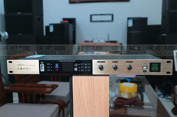 Vang số karaoke hay nhất hiện nay KING KX-200