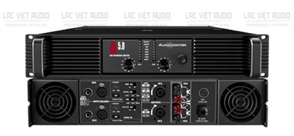 Cục đẩy công suất Audiocenter A5.0 chất lượng cao cấp