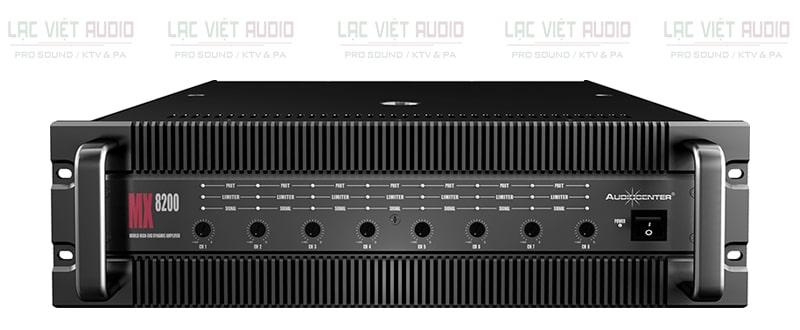 Cục đẩy Audiocenter MX8200 hoạt động bền bỉ, ổn định