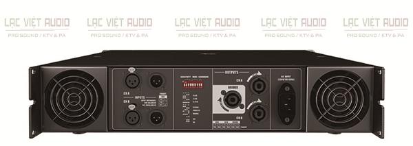 Cục đẩy Audiocenter PRO7.0 có thiết kế đẹp mắt, giao diện thông minh
