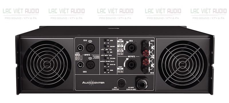 Mặt sau của cục đẩy Audiocenter VA901