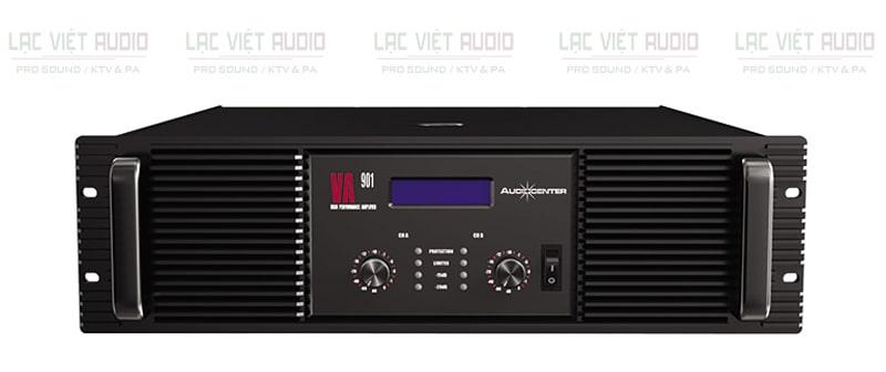 Cục đẩy Audiocenter VA901 có thiết kế đẹp mắt, sang trọng