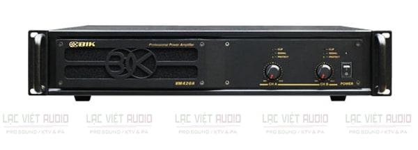 Cục đẩy BIK VM 420A có thiết kế đơn giản, tinh tế