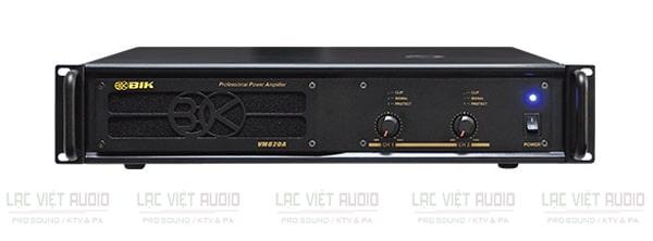 Tổng quan về sản phẩm cục đẩy công suất BIK VM 620A