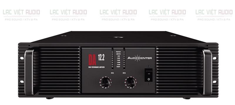 Cục đẩy Audiocenter DA12.2 công suất mạnh mẽ