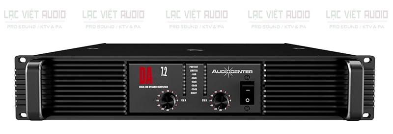 Cục đẩy Audiocenter DA7.2 công suất lớn, bền bỉ