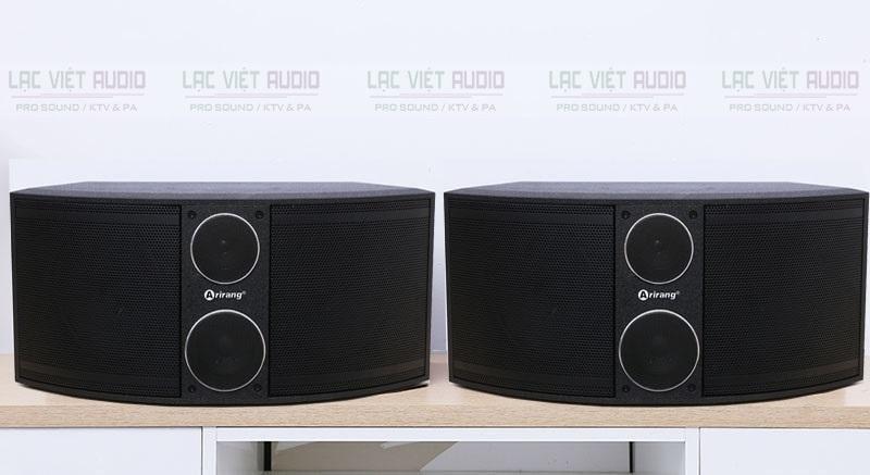 Dàn loa karaoke Arirang chính hãng trang bị công nghệ tiên tiến, âm thanh hoàn hảo
