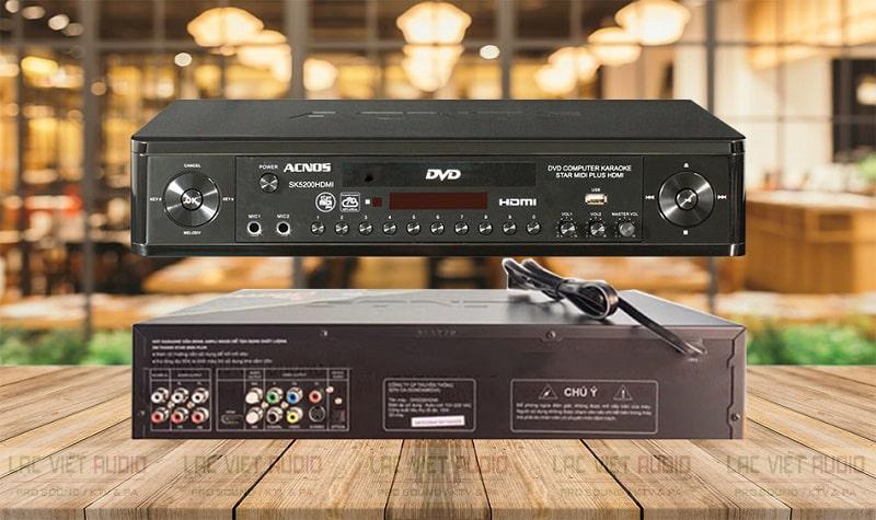 Đầu hát karaoke Acnos HDMI SK5200