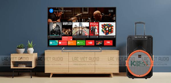 Ưu điểm của cách kết nối bluetooth tivi Samsung với loa kẹo kéo