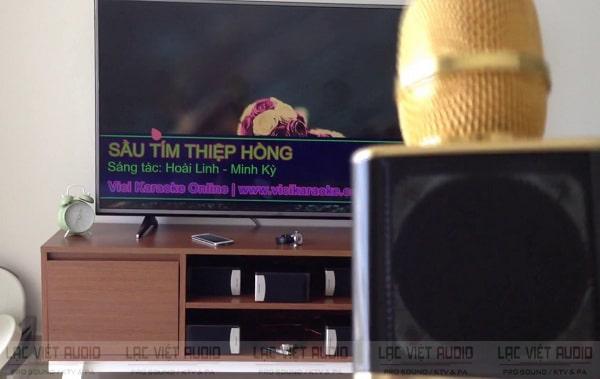 Kết nối micro không dây với tivi để làm gì?