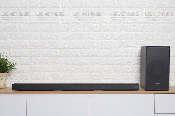 Loa Soundbar được tích hợp đầy đủ các công nghệ kết nối hiện đại