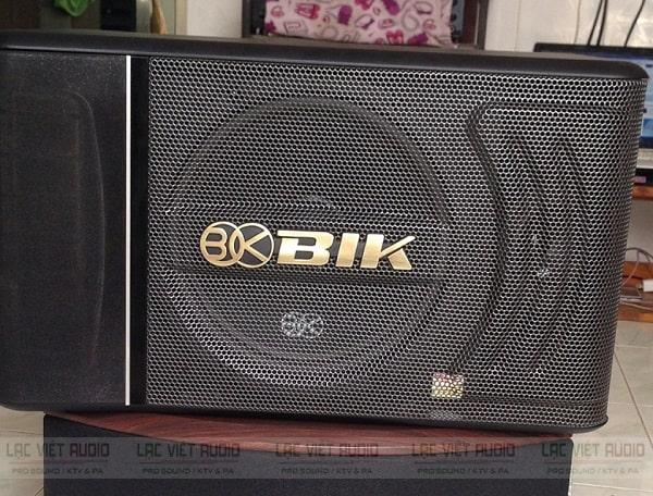 Loa BIK có chất lượng âm thanh chuyên nghiệp, hay