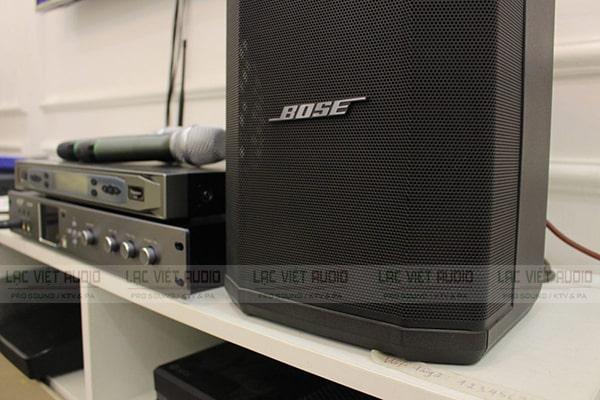Loa karaoke Bose - thương hiệu nổi tiếng của Mỹ