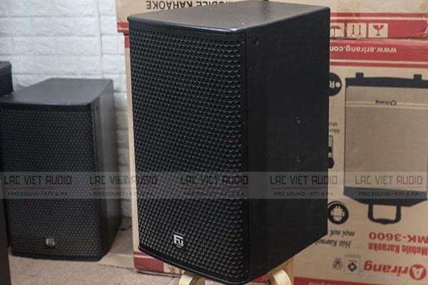 Loa karaoke Fy Audio có thiết kế đẹp mắt, chất lượng tốt