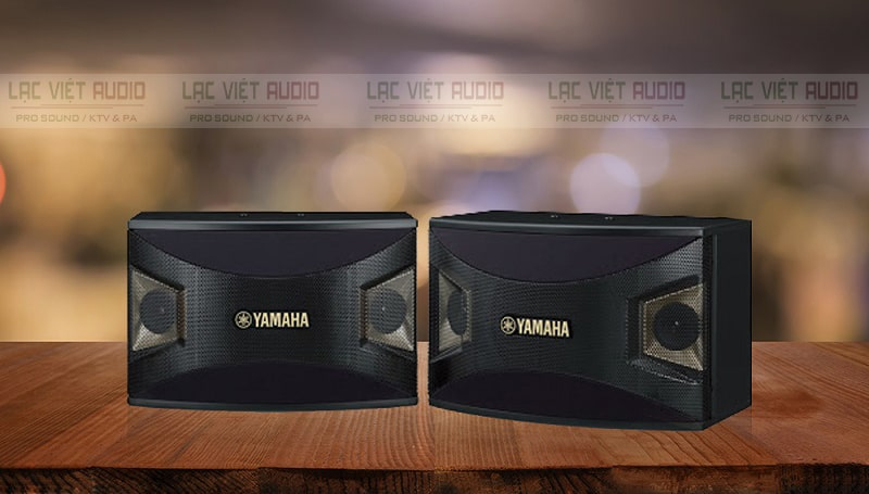 Loa karaoke Yamaha thương hiệu chất lượng của Nhật Bản