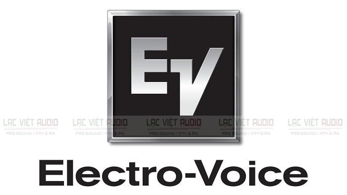 Thương hiệu loa karaoke EV Audio