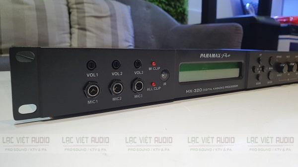 Vang số karaoke Paramax Pro MX320
