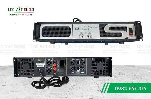 Cục đẩy công suất class H DB TK1600S