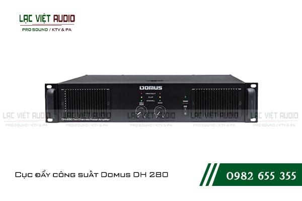 Cục đẩy công suất Domus DH280 bền bỉ, hiệu suất cao