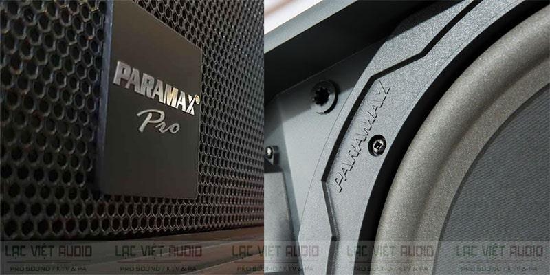 Giới thiệu về thương hiệu loa karaoke Paramax