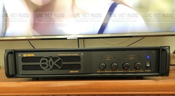 Giới thiệu về cục đẩy BIK VM 840A