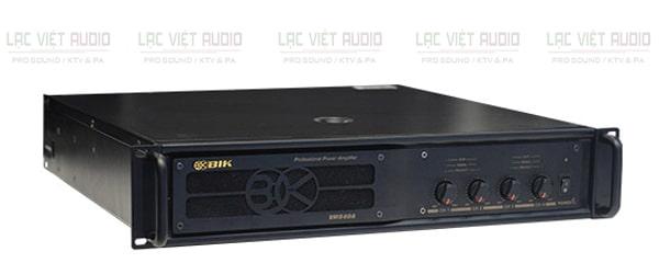 Cục đẩy BIK VM 640A có thiết kế đẹp mắt