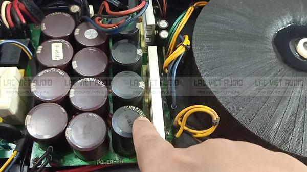 Có nên sử dụng cục đẩy mạch class TD cho dàn âm thanh hay không?