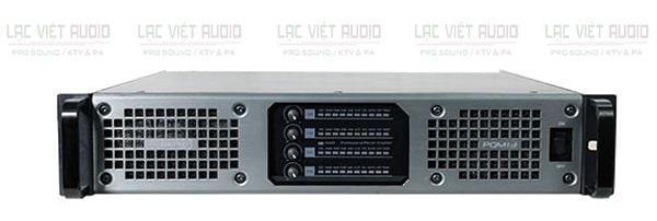 SAE Lexpro PQM13 trang bị công suất lớn lên đến 1300W/CH