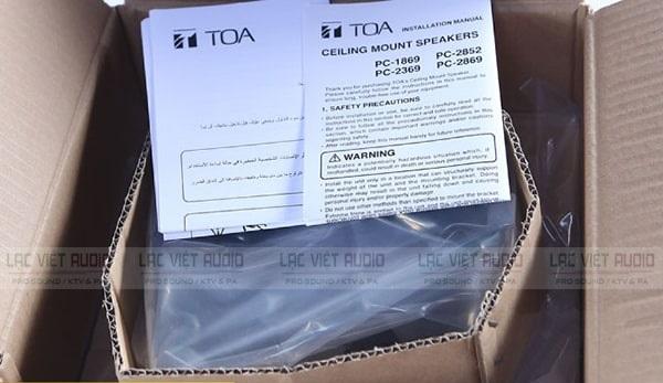Mua loa TOA PC-2369 giá rẻ chính hãng tại Lạc Việt Audio