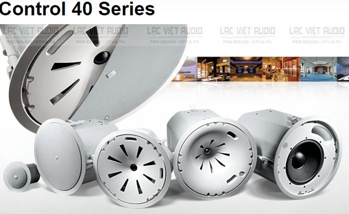 Loa âm trần JBL Control 40 Series