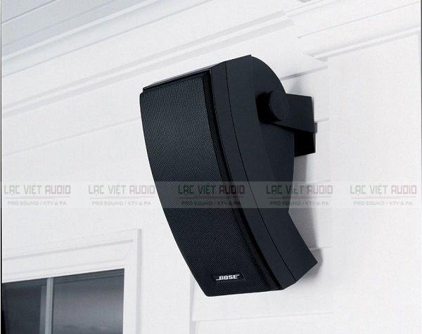 Khi treo loa Bose lên tường tránh treo ở những nơi ẩm ướt, hay nhiệt độ cao