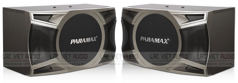 Loa karaoke Paramax có chất âm hay chuyên nghiệp