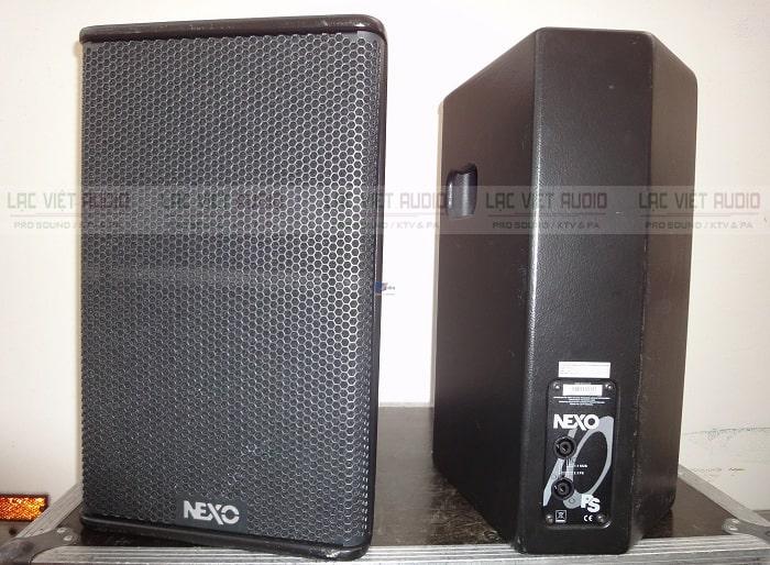 Loa sân khấu Nexo có chất âm hay, hoạt động bền bỉ