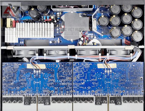 Nguyên lý hoạt động của mạch công suất class TD