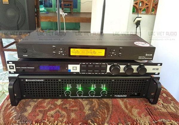 Cục đẩy công suất class D SoundStandard TX650Q