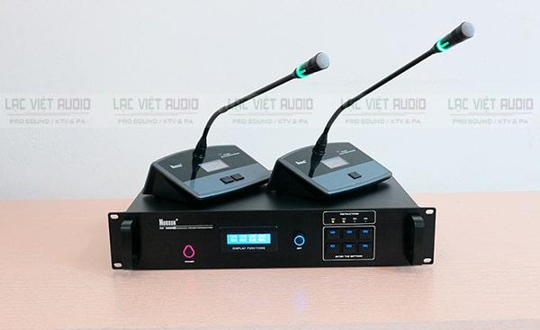 Mua micro Nuoxun chính hãng giá tốt tại Lạc Việt Audio