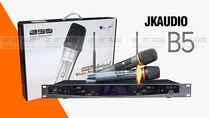 Mua micro JK Audio chính hãng, giá rẻ tại Lạc Việt Audio